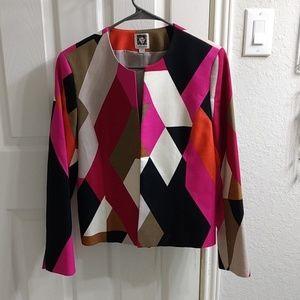 Lined Anne Klein jacket nwot